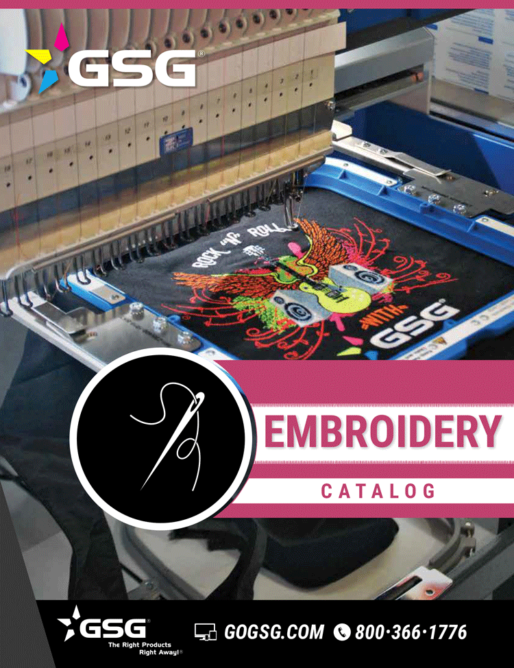 Embroidery Catalog