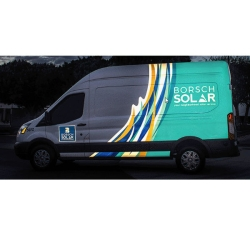 DIGITAL Digital Media Vehicle Wrap - Printable